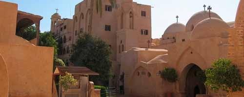 Excursión a Wadi El Natrun