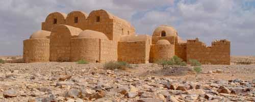 Mar Muerto y los castillos del desierto de Jordania