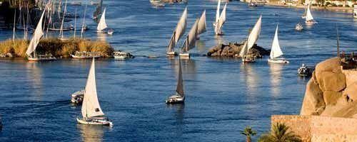 Excursión en faluca por el Nilo