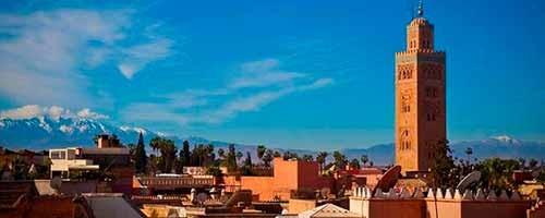 Excursión a Marrakech