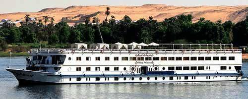 Categoría A 4* de Cruceros y Hoteles en Egipto