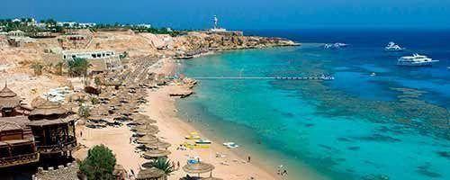 Viaje a Egipto con Sharm El Sheikh