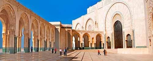 Viaje a las ciudades imperiales de Marruecos