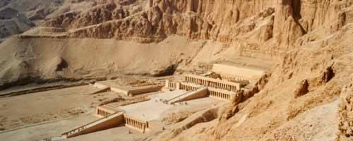 Visita a el Valle de los Reyes, Templo de Hatshepsut y Colosos de Memnon