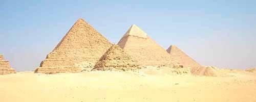 Visita las pirámides de Guiza, la Esfinge y el Templo del Valle