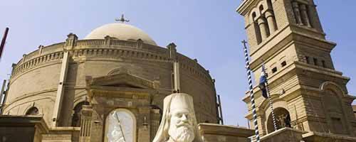 Visita por El Cairo islámico y cristiano