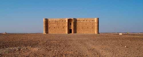 Recorrido por Ammán y los Castillos del Desierto