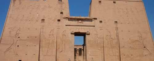 Visita a los Templo de Edfu y Kom Ombo por carretera