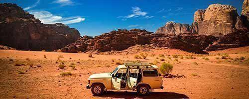 Viaje a Jordania Castillos del Desierto