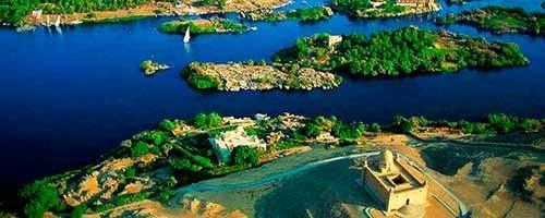 Viaje a Egipto entre cultura y playas