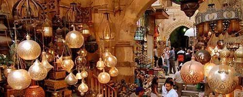 Tour de dos días a El Cairo por vuelo