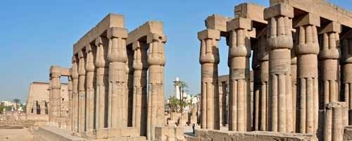 Visita a Luxor desde El Cairo por vuelo