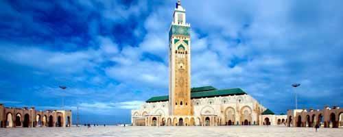 Visita a Casablanca