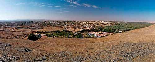 Excursión al Oasis de El Bahariya