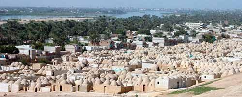 Visita a El Minya